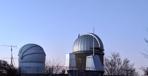 Größte Sternwarte Deutschland